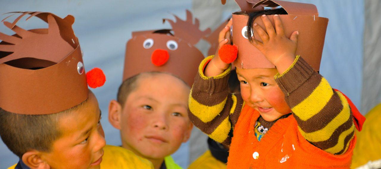 中國助養兒童計劃
